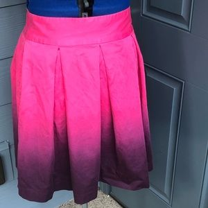 Express Ombré Skirt